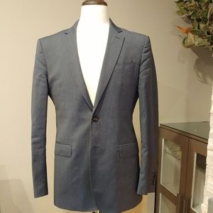 Burberry Virgin Wool Sport Coat